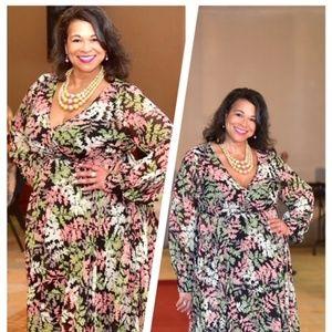 Kiwi Maxi Dress